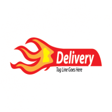 Delivery Icon Vector Logo images