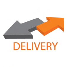 Delivery Logo Vector images