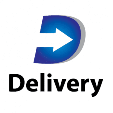 Delivery Logo Vector Design images