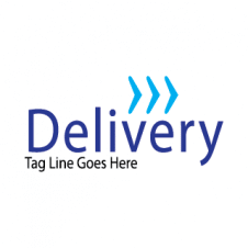 Delivery Service Logo Design images