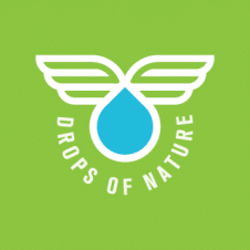 Drops Of Nature Logo Vectors images