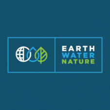 Earth Water Nature Logo Vector images