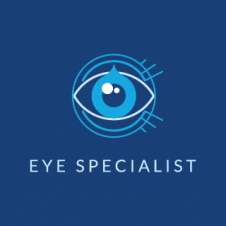 Eye Specialist Logo Vector images