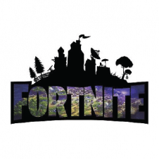 Fortnite Vector Logo Design images