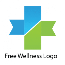 Free Wellness Logo Vector images
