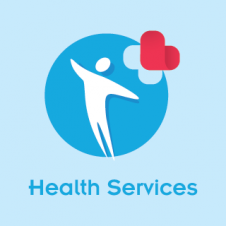 Health Services Logo Vector images