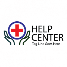 Help Center Vector Logo Design Free Download images