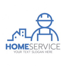 Home Care Logo Vector images