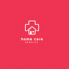 Home Care Service Logo Vector images