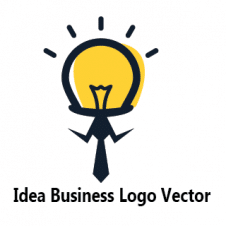 Idea Business Logo Vector images
