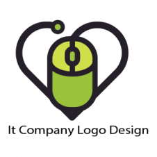 It Company Logo Design images