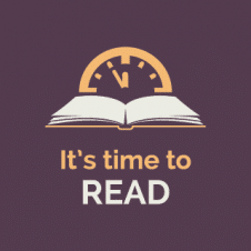 Its Time To Read Logo Vector images