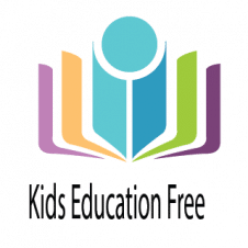 Kids Education Free Vector Logo images