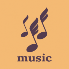 Music Logo Vector images