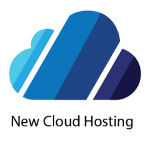 New Cloud Hosting Logo Vector images