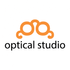 Pemium Optical Studio Logo Vector images