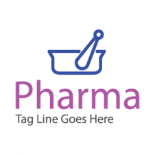 Pharmacist Counseling Points Logo Vector images