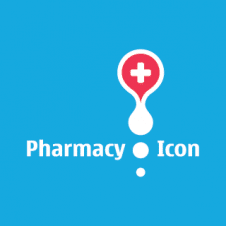 Pharmacy Icon Logo Vector images