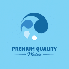 Premium Quality Water Logo Vector images