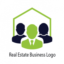 Real Estate Business Logo Vector images