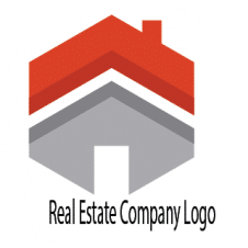 Real Estate Company Logo Vector images
