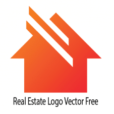 Real Estate Logo Vector Free images