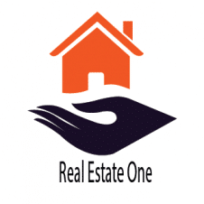 Real Estate One Logo Vector images