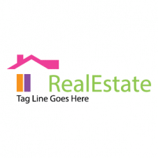 Realestate Company Vector Logo images