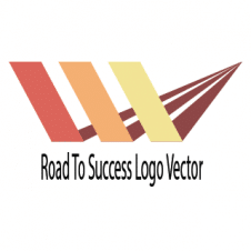Road To Success Logo Vector images