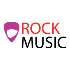 Rock Music Vector Logo images