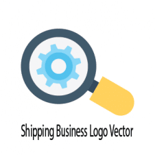 Shipping Business Logo Vector images