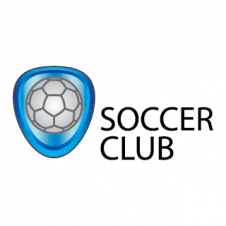 Sport Soccer Club Vector Logo images