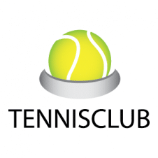 Sport Tennes Club Vector Logo images