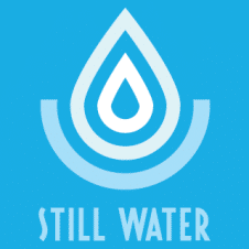 Still Water Logo Vector images