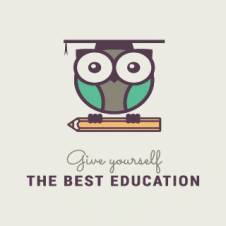 The Best Education Logo Vector images