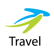 Travel Agency Business Vector Logo images