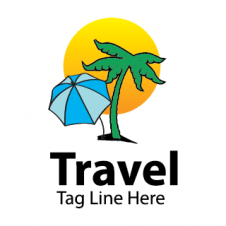 Travel And Tourism Logo Vector Free Download images