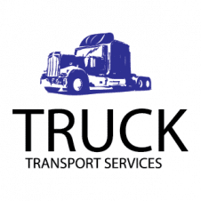 Truck Vector Logo images