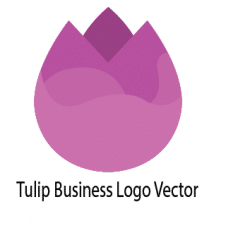 Tulip Business Logo Vector images