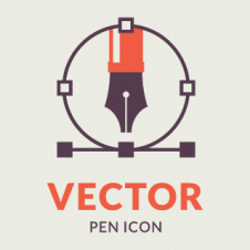 Vector Pen Icon Logo Vector images