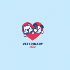 Veterinary Logo Vector images
