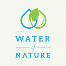 Water Of Nature Logo Vector Design images