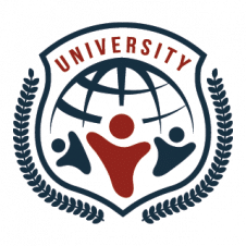 All University Education Logo Vector images