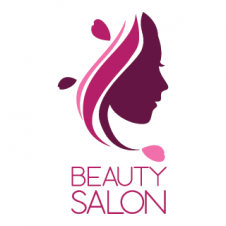 Beauty Salon Logo VectorFree images