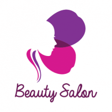 Beauty Salon Logo Vector Design Free images