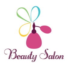 Beauty Salon Vector Logo Download images