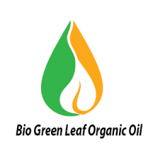 Bio Green Leaf Organic Oil Logo images