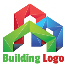 Building Logo Vector images
