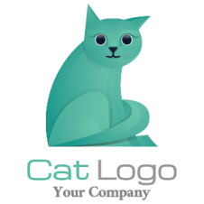 Cat Logo Vector images