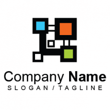 Company Icon Logo Vector Free images